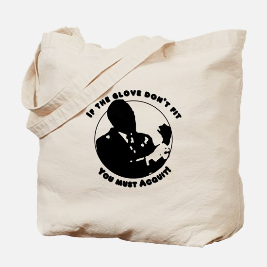 Glove Don't Fit Tote Bag