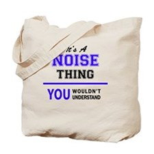 Cool Noise Tote Bag