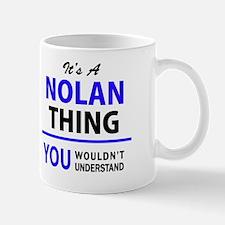 Cute Nolan Mug