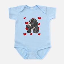 Springer Spaniel Love Body Suit