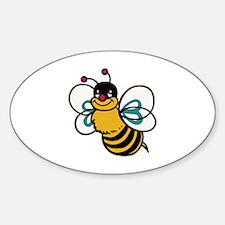 CUTE BEE Decal