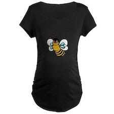 CUTE BEE Maternity T-Shirt