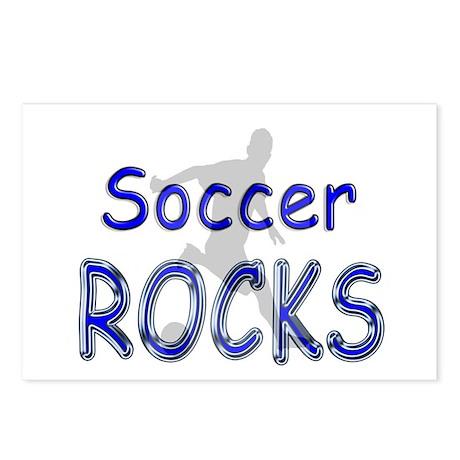 Soccer Rocks Postcards (Package of 8)