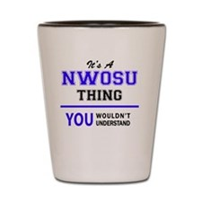 Cute Nwosu Shot Glass