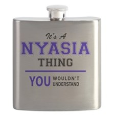 Cute Nyasia Flask
