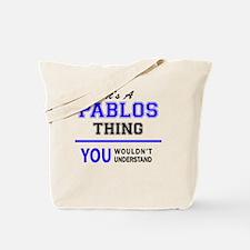 Unique Pablo Tote Bag