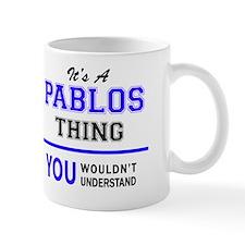 Unique Pablo Mug