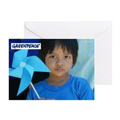 Renewable Energy Greeting Cards (Package of 6)