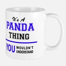 Funny Panda Mug