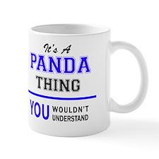 Unique Pandas Mug