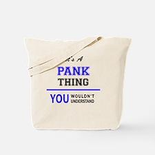 Funny Pank Tote Bag