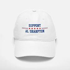 Support AL SHARPTON Baseball Baseball Cap