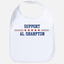 Support AL SHARPTON Bib