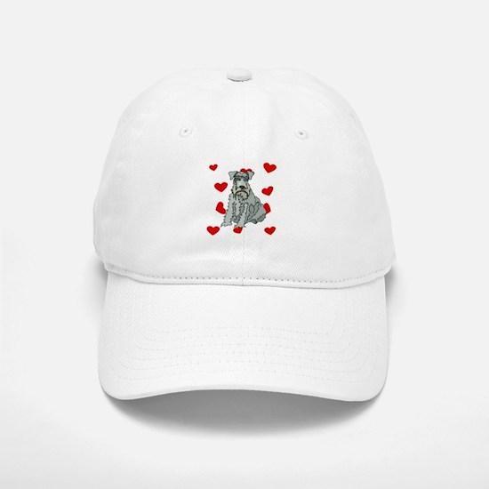 Kerry Blue Terrier Love Baseball Cap