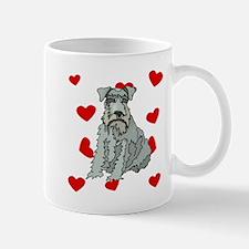 Kerry Blue Terrier Love Mugs
