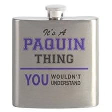 Cute Paquin Flask
