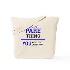Cute Paree Tote Bag