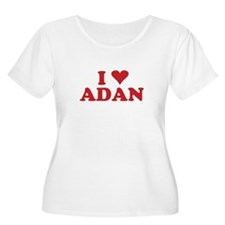 I LOVE ADAN T-Shirt