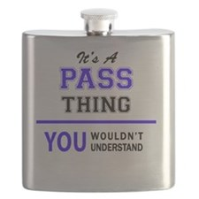 Cute Pass it on Flask