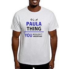 Funny Paula T-Shirt