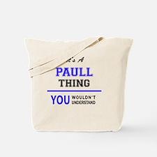 Funny Paull Tote Bag