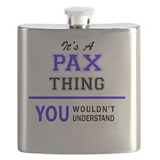 Cute Pax Flask