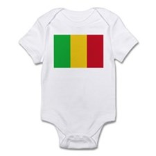 Mali Flag Infant Bodysuit