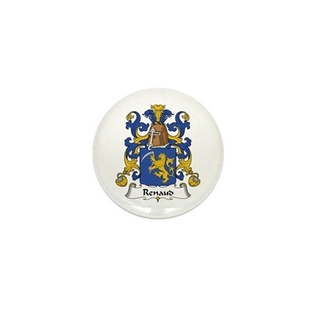 Renaud Mini Button