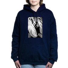 Demi Lovato Faith Tattoo Women's Hooded Sweatshirt
