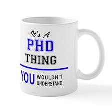 Cute Phd Mug