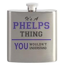 Cute Phelps Flask