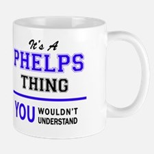 Unique Phelps Mug