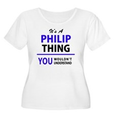 Funny Philip T-Shirt
