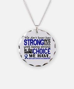 AS HowStrongWeAre Necklace