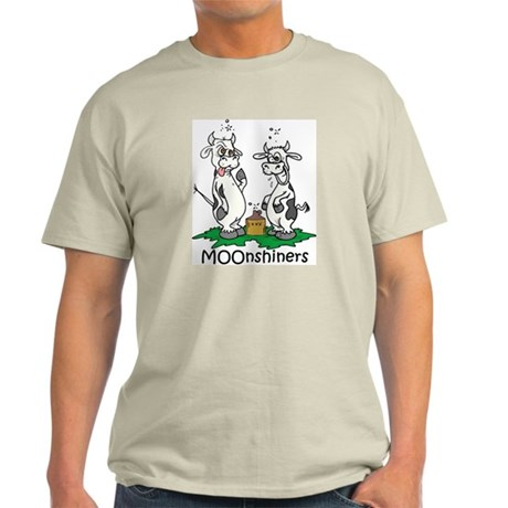 MOOnshiners Light T-Shirt