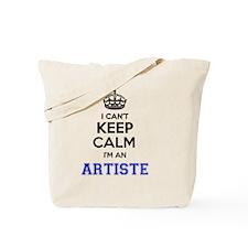 Cute Artiste Tote Bag
