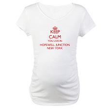 Keep calm you live in Hopewell J Shirt