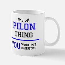Cute Pilon Mug