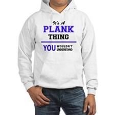 Funny Plank Hoodie