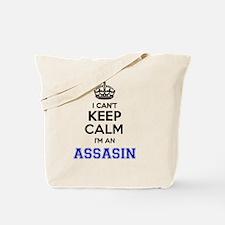 Cool Assasin Tote Bag