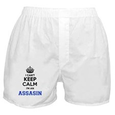 Cute Assasin Boxer Shorts