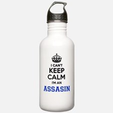 Funny Assasin Water Bottle