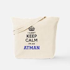Unique Atman Tote Bag
