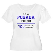 Cute Posada T-Shirt
