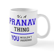 Cute Pranav Mug