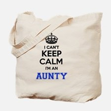 Cute Aunty Tote Bag