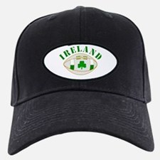 Ireland style rugby ball Baseball Hat