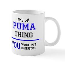 Unique Puma Mug