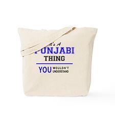 Unique Punjabi Tote Bag