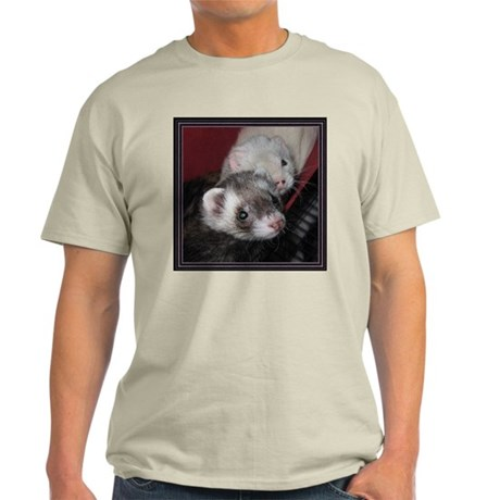 Ferret Love Light T-Shirt